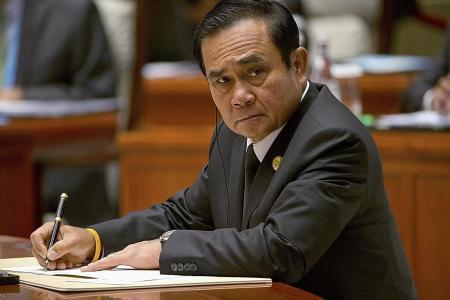 Anger as Thai PM delays polls again