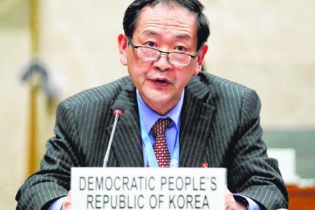 N. Korea: US sanctions will 'never work'