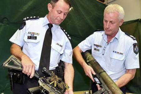 Australians Turn In 57000 Guns In National Amnesty