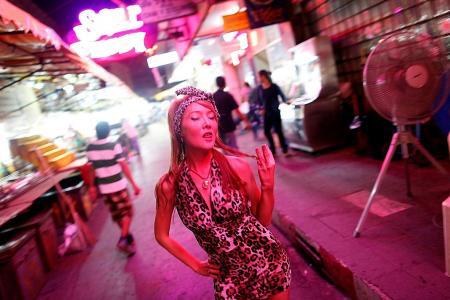 Thai tourism body says it opposes 'sex tourism'
