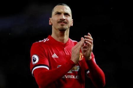 Ibrahimovic to leave Man United at end of season