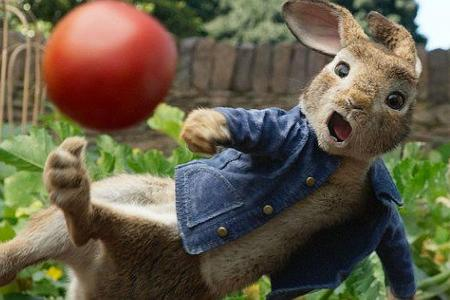 James Corden: Voicing Peter Rabbit was a lot of fun
