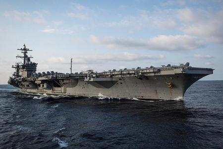 US carrier to make landmark visit to Vietnam, the first since 1975