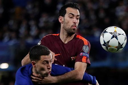 Busquets blasts La Liga organisers