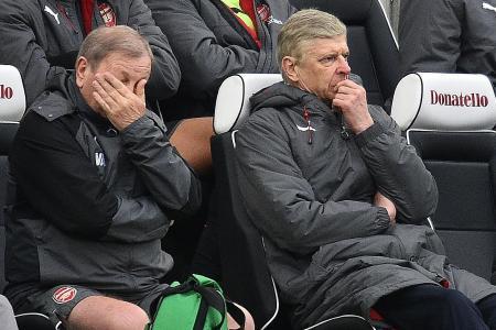 Even winning Europa League won't save Wenger: Souness