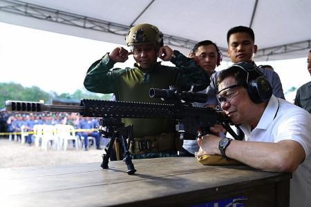 Duterte to skip ASEAN-Australia meeting