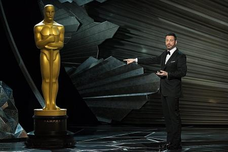 Shape Of Water wins big at Oscars on activism-fuelled night