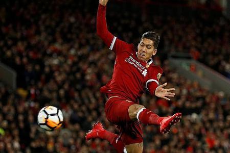 Firmino's flexibility makes Liverpool feared again