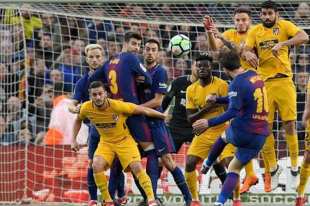 Messi sizzles with his set-piece specials