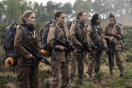 Annihilation: The sci-fi movie women have been waiting for