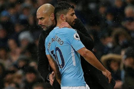 All-rounder Aguero better than ever: Pep