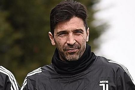 50th clean sheet and more on Buffon's mind