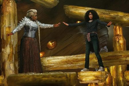 'Wrinkle in Time's' teen star talks about sci-fi adventure - and meeting Oprah