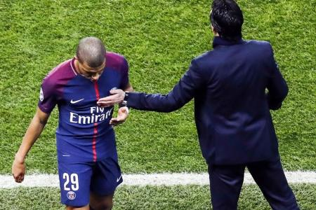 PSG coach: We remain dignified in defeat