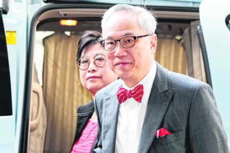 HK judge scolds ex-leader Donald Tsang, calls him 'uncooperative'