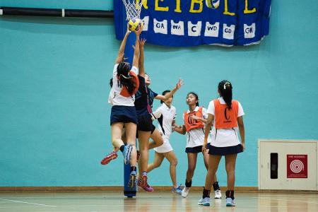 Double delight for MGS netball teams