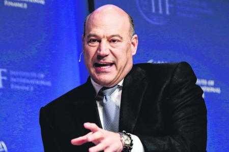 After tariff fight loss, Trump economic adviser Cohn quits