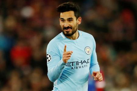 Winning EPL title early not so good for City: Guendogan