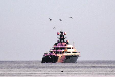 1MDB-linked yacht being handed over to FBI: Indonesian police
