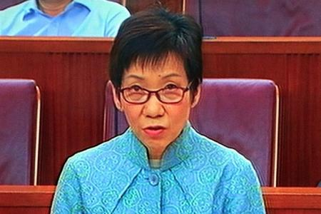 Sylvia Lim does not apologise; Grace Fu disappointed