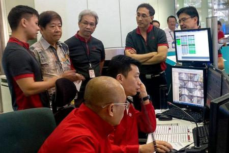 Testing of MRT signal system on EWL to extend to normal hours: Khaw