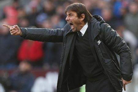 Conte: We can't emulate Juventus' Champions League exploits