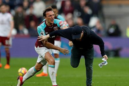 A spitting, punching disgrace in EPL