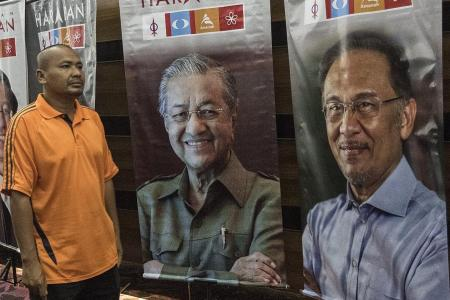 It was wrong of me to sack Anwar, says Dr Mahathir