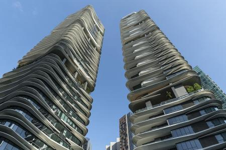 Foreigners, PRs form bulk of buyers at 2 prime district condominiums