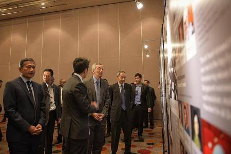 Asean must stand united amid 'tidal pulls' in changing world: PM Lee