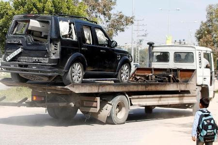 Palestinian PM Hamdallah survives Gaza assassination attempt