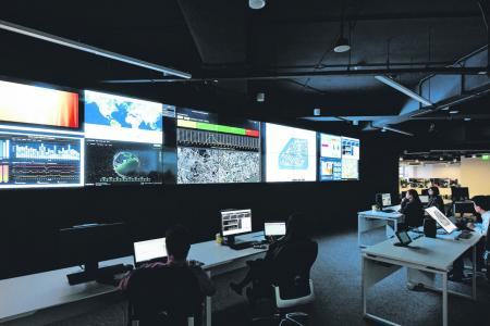 Certis Group showcases first-of-its-kind security system