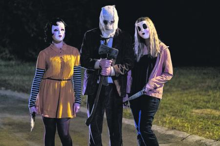 The Strangers horror sequel 'preys' for another box office hit
