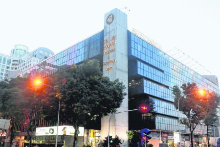 Sim Lim Square seeks $1.1 billion for collective sale