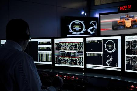 SMRT ties up with McLaren to use F1 technology to monitor trains