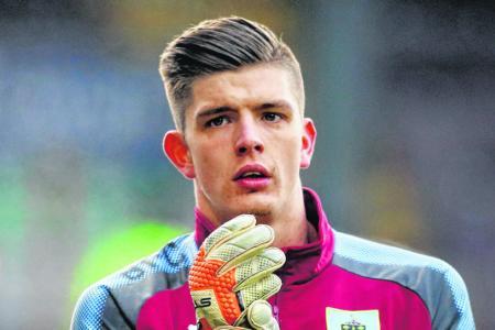 Burnley's Pope Tarkowski among England's newcomers