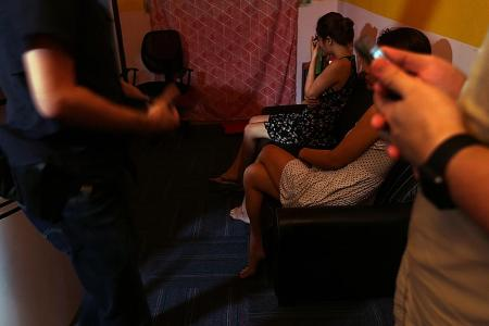 Police step up checks to weed out errant massage parlours