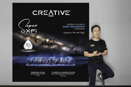 Creative CEO: Super X-Fi audio tech more revolutionary than colour TV