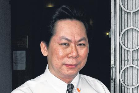 Lawyer fined for outburst against police officers