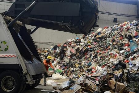 Less waste generated, but Singapore also recycled less last year