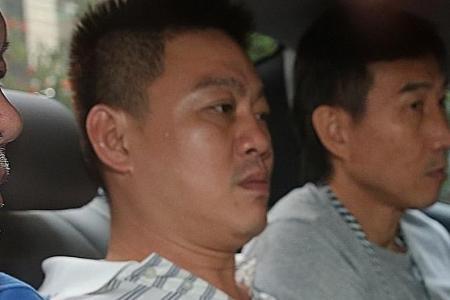Odd-job worker behind Jurong West market fire gets jail and cane