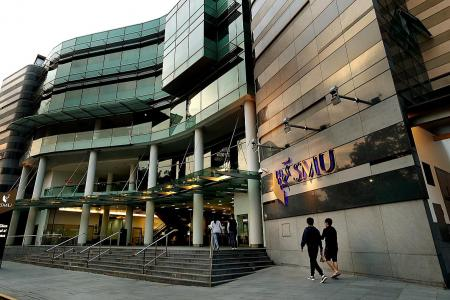SMU students must have overseas experience to graduate