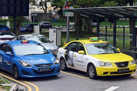 No more JustGrab for Comfort cabbies