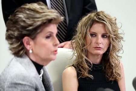 New York court denies bid by Trump to dismiss woman's defamation suit