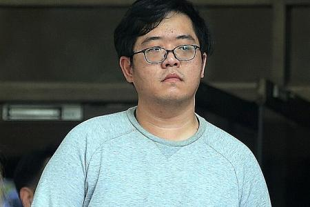 Man who arranged for hitmen gets jail and cane