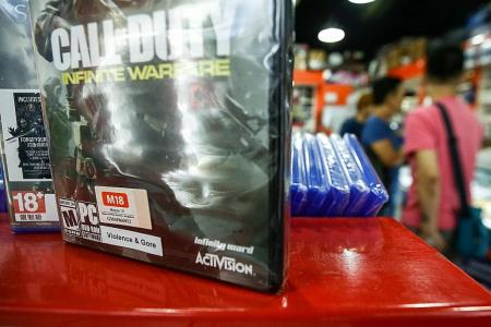 New licence scheme for video games among changes in Films Act