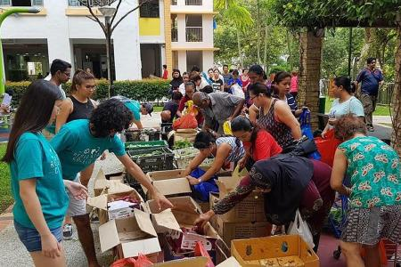 5,000 free meals this Sunday to raise awareness about food wastage