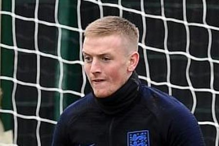 Pickford likely to get Holland nod