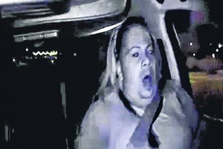 Arizona cops release video of fatal self-driving Uber collision