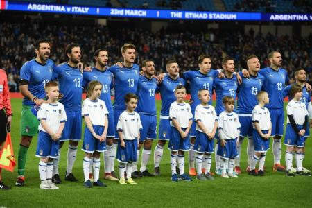 Italy to name new coach on May 20